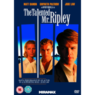 The Talented Mr. Ripley (UK-import) (DVD)