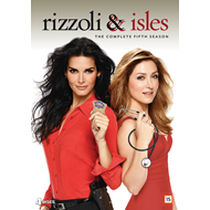 Rizzoli & Isles - Sesong 5 (DVD)