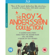 The Roy Andersson Collection (UK-import) (BLU-RAY)