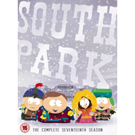 South Park - Sesong 17 (UK-import) (DVD)