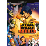 Star Wars: Rebels - Sesong 1 (DVD)