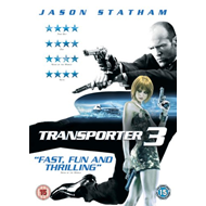 The Transporter 3 (UK-import) (DVD)