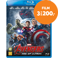 Produktbilde for Avengers 2 - The Age Of Ultron (BLU-RAY)