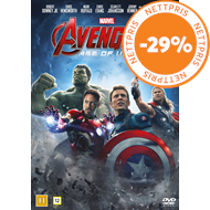 Produktbilde for Avengers 2 - The Age Of Ultron (DVD)