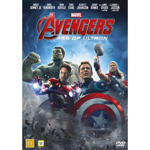 Avengers 2 - The Age Of Ultron (DVD)