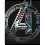 Avengers - The Age Of Ultron - Limited Steelbook Edition (BLU-RAY)