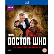 Doctor Who - Sesong 8 (UK-import) (BLU-RAY)