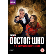 Doctor Who - Sesong 8 (UK-import) (DVD)