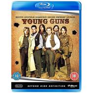 Young Guns (UK-import) (BLU-RAY)