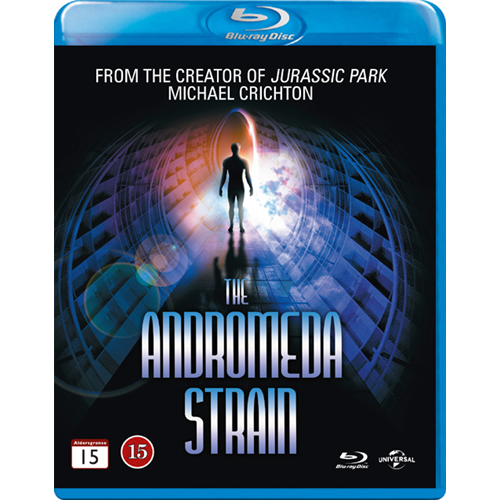 The Andromeda Strain (BLU-RAY)