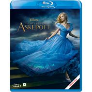 Eventyret Om Askepott (BLU-RAY)