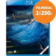 Produktbilde for Eventyret Om Askepott (BLU-RAY)