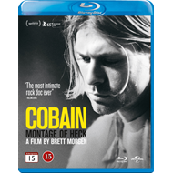 Cobain - Montage Of Heck (DK-import) (BLU-RAY)