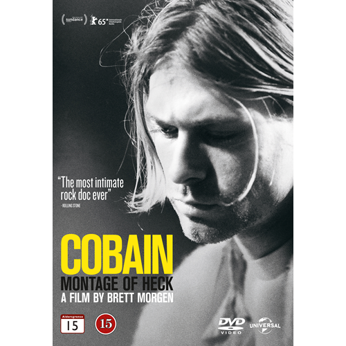 Cobain - Montage Of Heck (DVD)