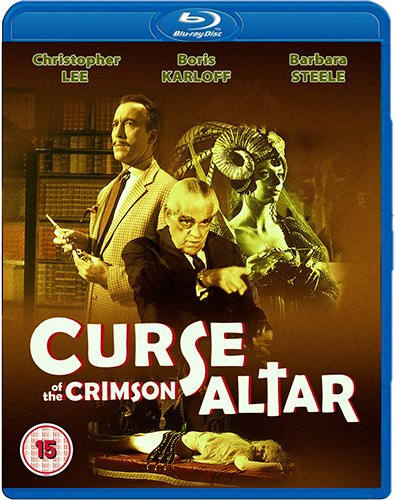 Curse Of The Crimson Altar (UK-import) (BLU-RAY)
