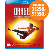 Produktbilde for Dragon - The Bruce Lee Story (BLU-RAY)