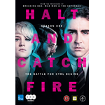 Halt And Catch Fire - Sesong 1 (DVD)