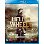 Hell On Wheels - Sesong 4 (BLU-RAY)