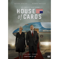 House Of Cards - Sesong 3 (DVD)