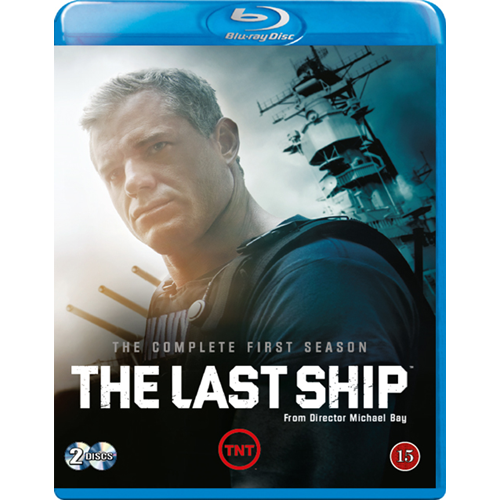 The Last Ship - Sesong 1 (BLU-RAY)