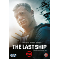 The Last Ship - Sesong 1 (DVD)