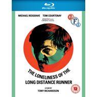 The Loneliness Of The Long Distance Runner (UK-import) (BLU-RAY)