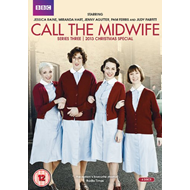 Call The Midwife - Sesong 3 (UK-import) (DVD)