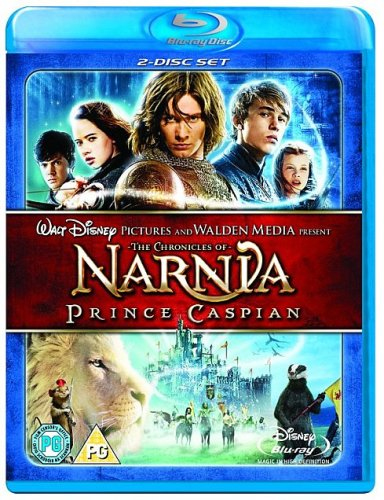 The Chronicles Of Narnia - Prince Caspian (UK-import) (BLU-RAY)