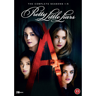 Pretty Little Liars - Sesong 1 - 5 (DVD)