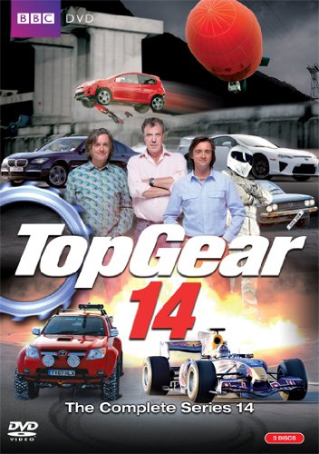 Top Gear - Sesong 14 (UK-import) (DVD)