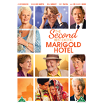 The Second Best Exotic Marigold Hotel (DVD)