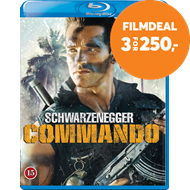 Produktbilde for Commando (BLU-RAY)