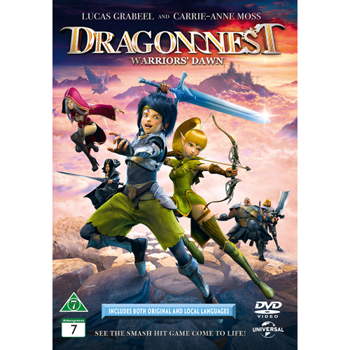 Dragon Nest - The Warrior Within (DVD)