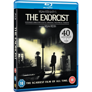 The Exorcist - 40th Anniversary Edition (UK-import) (BLU-RAY)