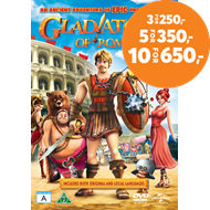 Produktbilde for Gladiators Of Rome (DVD)