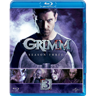 Grimm - Sesong 3 (UK-import) (BLU-RAY)