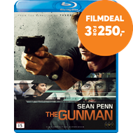Produktbilde for The Gunman (BLU-RAY)