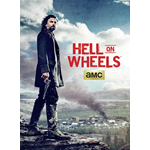 Hell On Wheels - Sesong 4 (DVD)