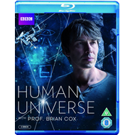 The Human Universe (UK-import) (BLU-RAY)