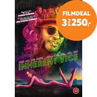 Produktbilde for Inherent Vice (DVD)