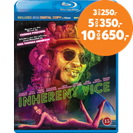 Produktbilde for Inherent Vice (BLU-RAY)