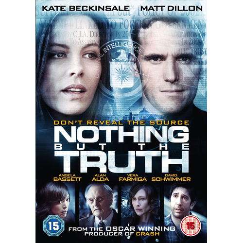 Nothing But The Truth (UK-import) (DVD)
