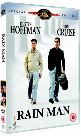 Rain Man (UK-import) (DVD)