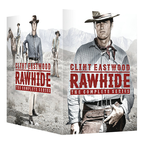 Rawhide - The Complete Series (DVD - SONE 1)
