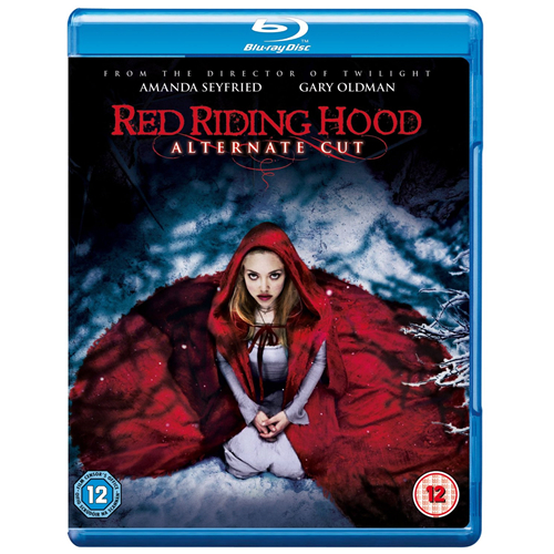 Red Riding Hood (UK-import) (BLU-RAY)