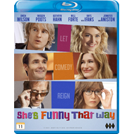 She's Funny That Way (BLU-RAY)