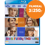 Produktbilde for She's Funny That Way (BLU-RAY)