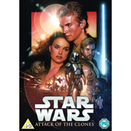 Star Wars Episode 2 - Klonene Angriper (UK-import) (DVD)