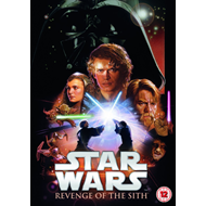 Star Wars Episode 3 - Sithene Tar Hevn (UK-import) (DVD)