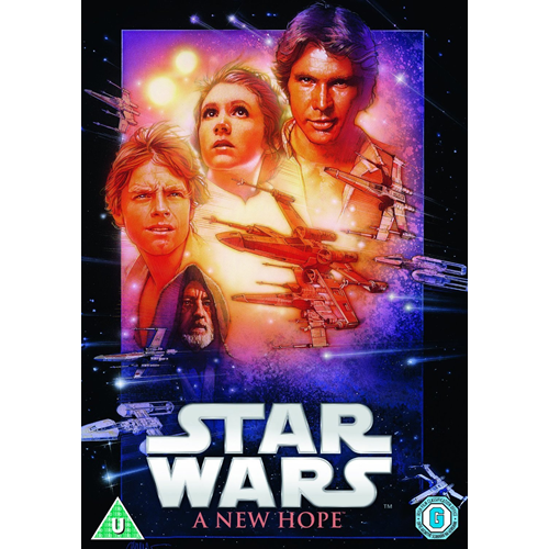 Star Wars Episode 4 - Et Nytt Håp (UK-import) (DVD)